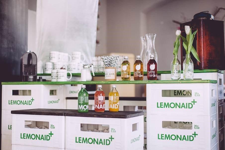 Lemonaidupcycling gr n weiss lemonaid for Trend minimalismus