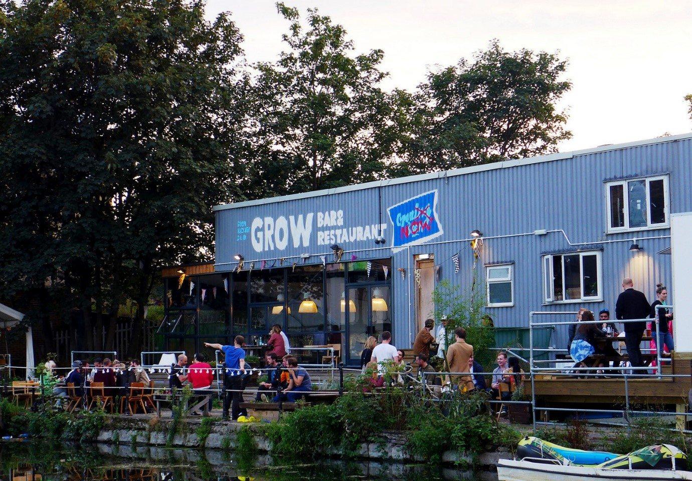 Grow restaurant