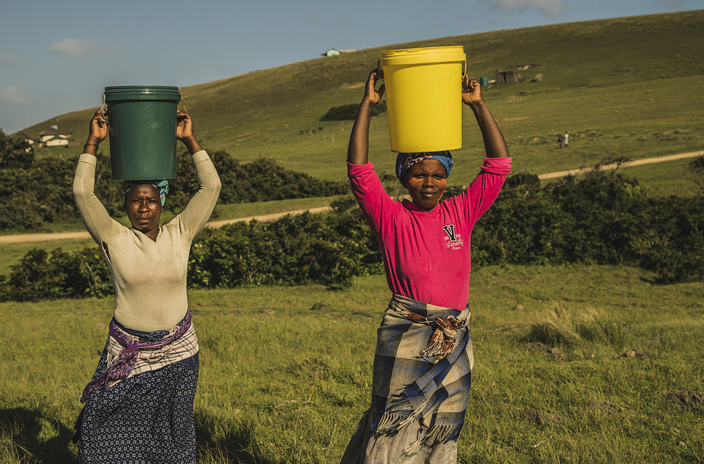 Jede Ingwer-Limonade unterstützt soziale Projekte